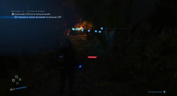 Guide Death Stranding épisode 11 Fuire le champ de bataille