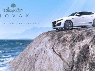 GTA 5 nouveau Lampadati Novak disponible dans GTA Online