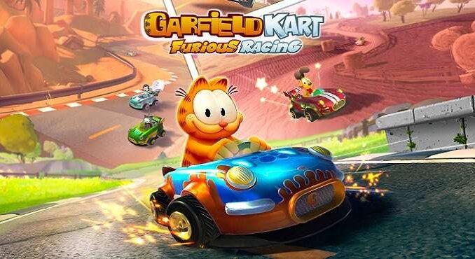 Garfield Kart Furious Racing trophées succès