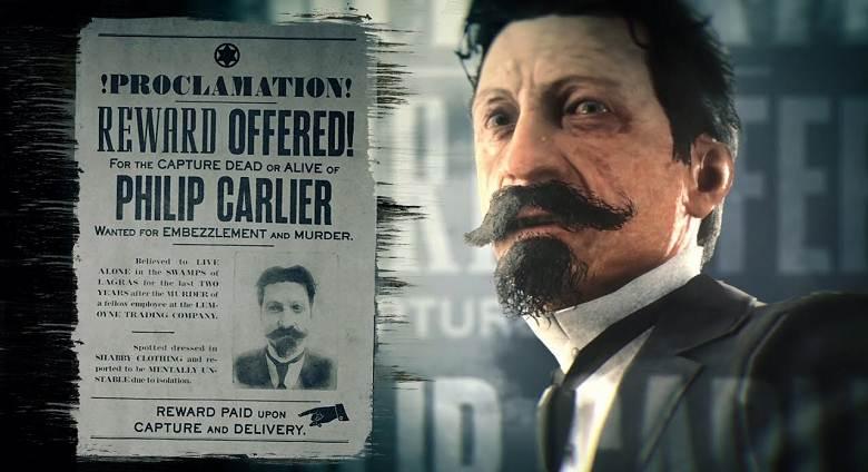 Philip Carlier dans Red Dead Online RDRII Criminel légendaire recherché