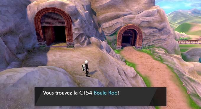 Pokémon Épée et Bouclier Chapitre 2 Soluce complète - CT54 Boucle Roc
