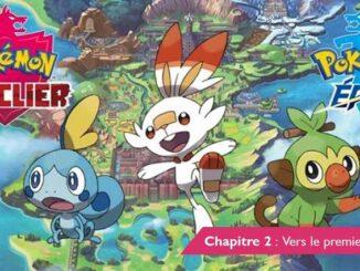 Solution complète Pokémon Épée et Bouclier Chapitre 2 Vers le premier badge