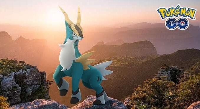 Pokémon GO capturer et vaincre Cobaltium en Raids