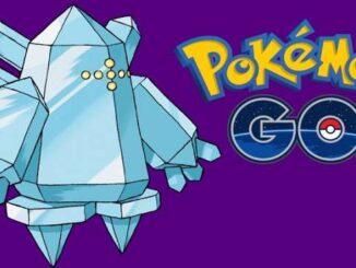 Guide Pokémon GO Regice