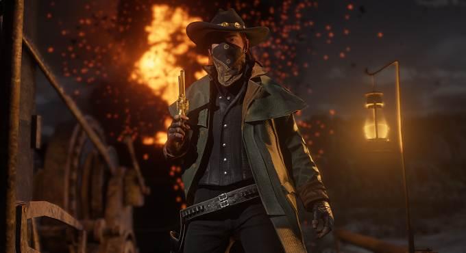 Red Dead Redemption 2 mise à jour Red Dead Online PC PS4 XB1