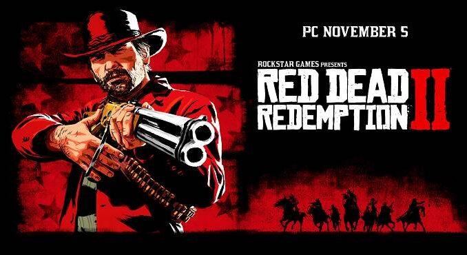 Red dead redemption 2 sur PC 5 novembre 2019 Red dead redemption 2 PC