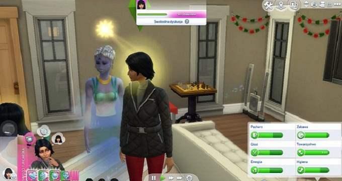 Sims 4 Gene Mod - un génie diabolique Télécharger