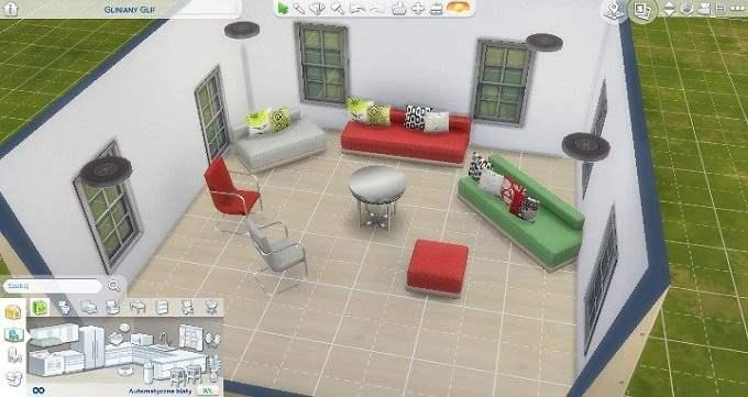 Sims 4 Mods Télécharger Lemingstone Garden - un salon moderne