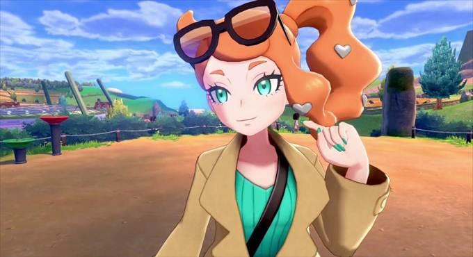 Sonia Boîte Pokémon chapitres 2 Pokémon Épée Bouclier