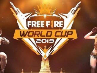 participants du tournoi Free Fire World Series 2019 16 Novembre