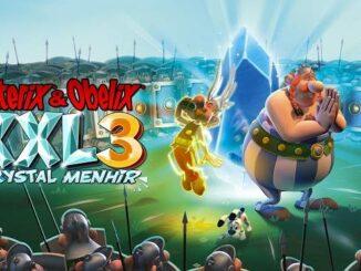 trophées et succès Astérix & Obélix XXL 3 le Menhir de Cristal guide