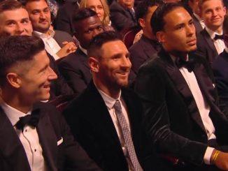 Lionel Messi remporte un sixième Ballon d'Or 2019
