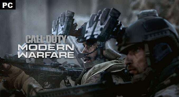 CoD Modern Warfare version PC Configuration minimum et recommandé