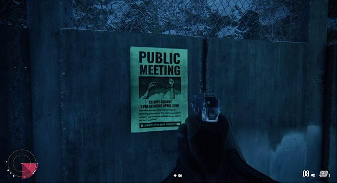 Collectibles Sniper Ghost Warrior Contracts des montagnes de l'Altaï - Réunion publique Wiki guide