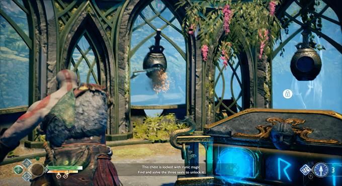 Débloquer Alfheim dans God of War 4 PS4 Soluce