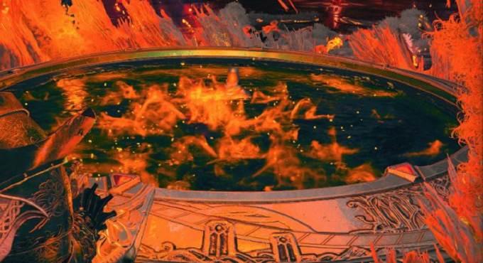 Débloquer Asgard dans God of War 4 PS4