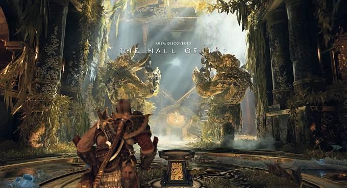 Débloquer Jotunheim dans God of War 4 PS4