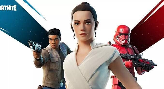 Guide Défis Star Wars de Fortnite Saison 1 du chapitre 2