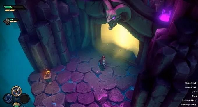Guide Darksiders Genesis Puzzle Chapitre 1 Porte Trickster du Void
