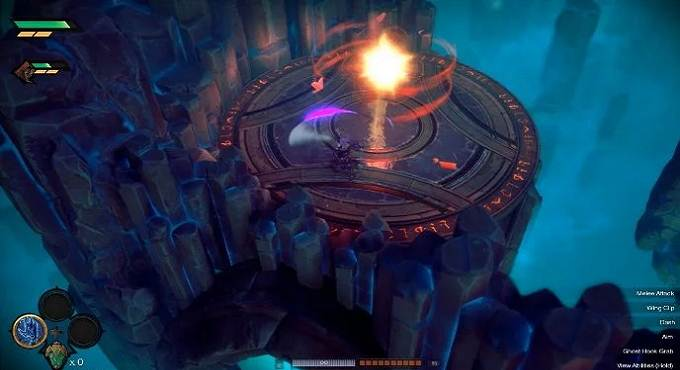 Soluce Darksiders Genesis Puzzle - Comment ouvrir la porte mystérieuse du Void, Chapitre 1