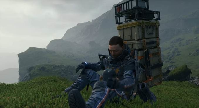 Death Stranding Hardwork Short Trailer - PS4