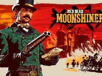 Distillateur clandestin Carrière de l'Ouest dans Red Dead Online
