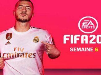 FIFA 20 Saison 2 Semaine 6 Défis Guide de tous les objectifs