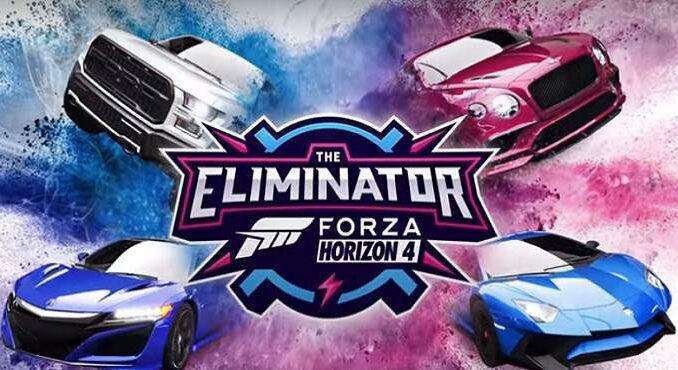 Forza Horizon 4 Battle Royale Premier mode véhiculé à 72 joueurs