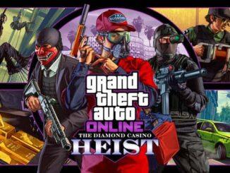 GTA 5 GTA Online Braquage du Diamond Casino