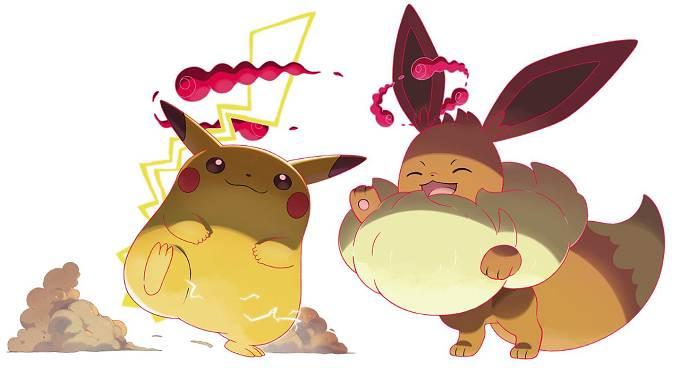 Gigantamax-Capable Pikachu Eevee Cadeaux Mystère de Noël gratuits Pokémon Épée et Bouclier