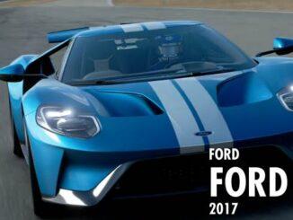 Ford GT 17 - Gran Turismo Sport - Nouveaux contenus de la mise à jour 1.53