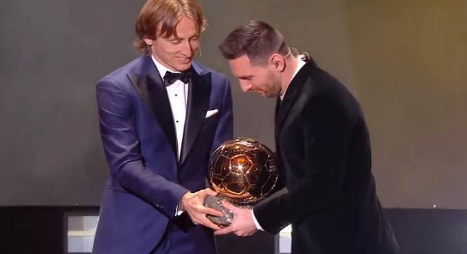 Lionel Messi Ballon d'OR 2019