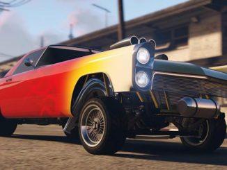 Mise à jour GTA Online de GTA 5 La Vapid Peyote Gasser GTA V
