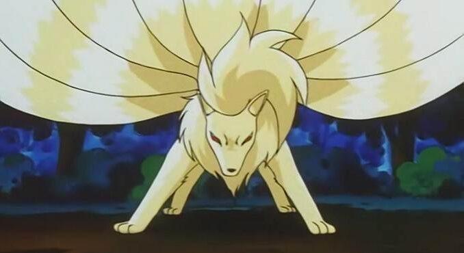 trouver et évoluer Vulpix en Ninetails avec lance-flammes au niv 10 - Pokémon Épée et Bouclier soluce