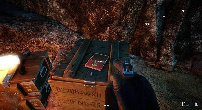 Notes de Romanovich - Sniper Ghost Warrior Contracts objets de collection de la vallée de Beketov Solution complète