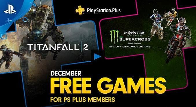 PS Plus pour Décembre 2019 Nouveaux jeux PS4 gratuits annoncés.