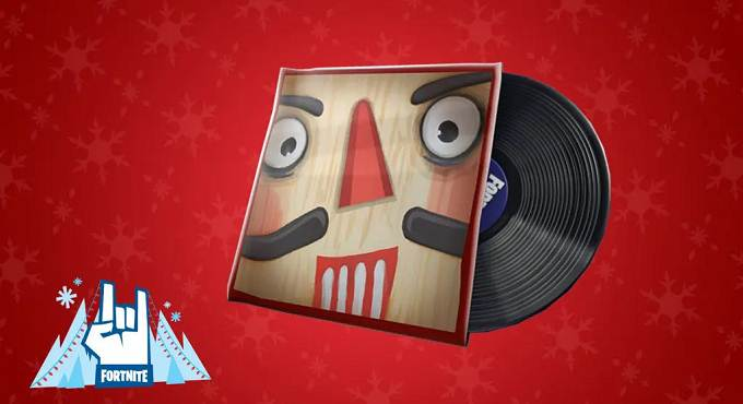 Pack de musique Crackshot Lobby - Récompense Jour 9 fortnite