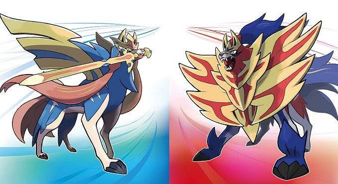 Pokémon épée et bouclier Pokedex