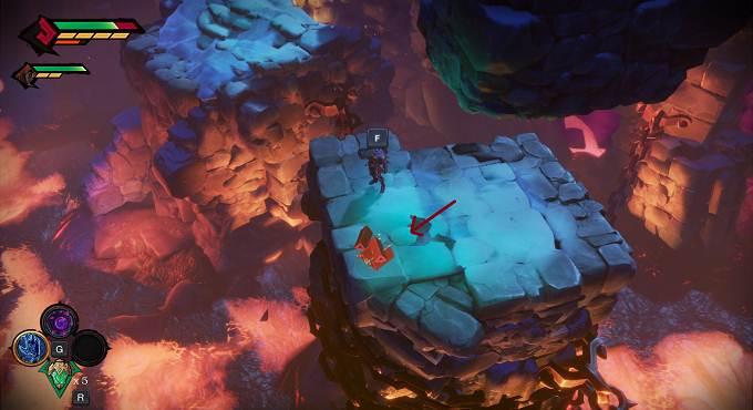 Quête Forge d'Ignescence Darksiders Genesis Chapitre 3