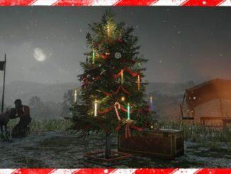 Red Dead Online fêtes de fin d'année cadeaux et bonus