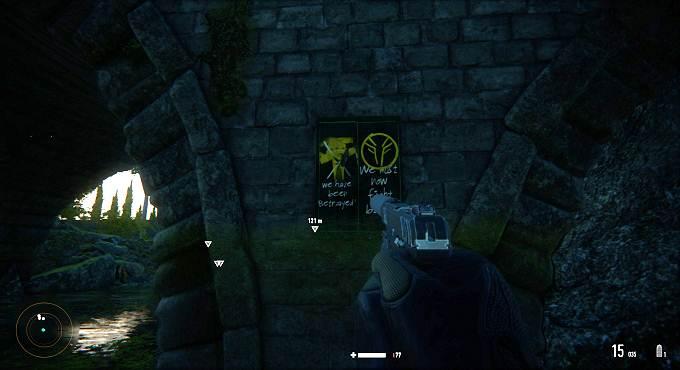 Ripostez - Collectibles de la vallée de Beketov Sniper Ghost Warrior Contracts