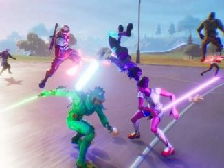 Guide Sabre laser de Fortnite X Star Wars Battle Royale