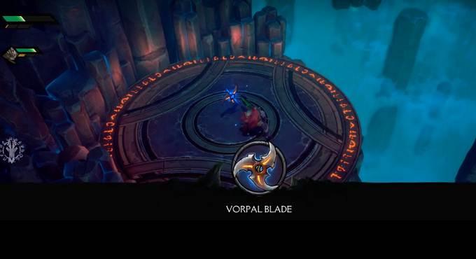 Vorpal Blade Darksiders Genesis Guide Lame Vorpal