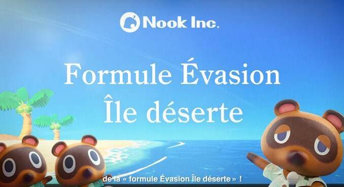 Animal Crossing New Horizons débarque sur Nintendo Switch le 20 mars