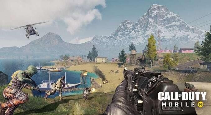 Défis Call of Duty Mobile Saison 3 semaine 2, Passe de combat