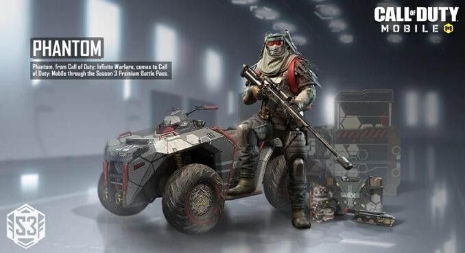 Défis Call of Duty Mobile Saison 3 semaine 1 - Nouvelle carte et Passe de combat guide