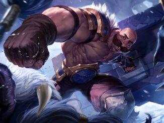 Deck contrôle Braum Anivia Decks Legends of Runeterra guide