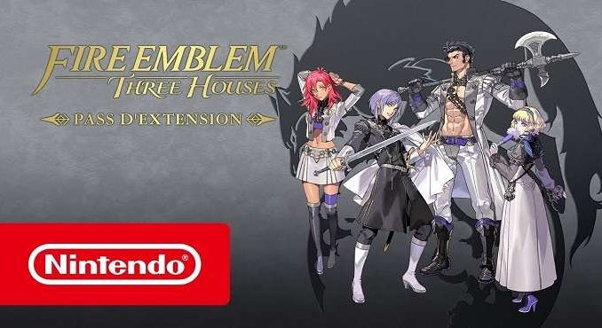 Fire Emblem Three Houses - Ombres embrasées switch