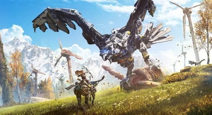 Horizon Zero Dawn une exclusivité PlayStation 4, arrive sur PC