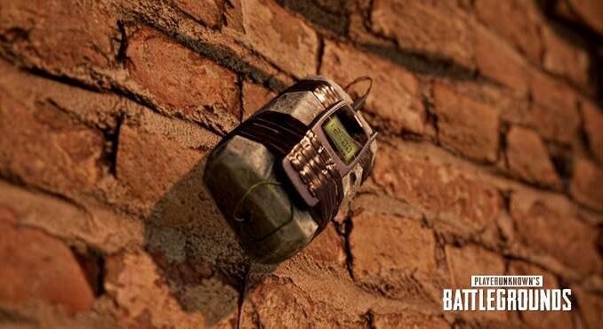 PUBG bombes collantes pour la saison 6 : nouvelles mécaniques de jeu